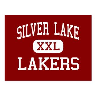 Silver Lake - Lakers - High - Kingston Postcard