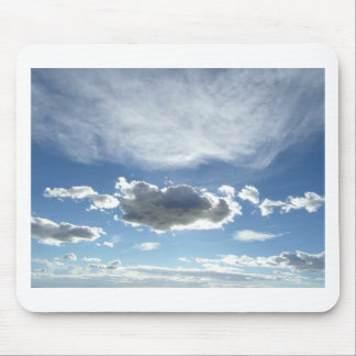 Silver Lining Mouse Pad