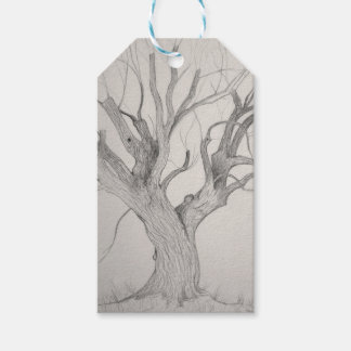 Silver Maple Gift Tags