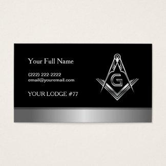 79 Freemason Business Cards and Freemason Business Card