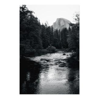 Silver Merced Photo Print
