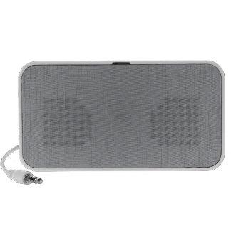 Silver Metal Look PC Speakers
