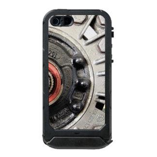 Silver Metal Rivets Incipio ATLAS ID™ iPhone 5 Case