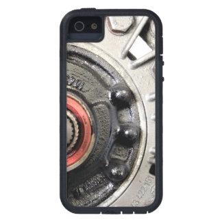 Silver Metal Rivets Tough Xtreme iPhone 5 Case