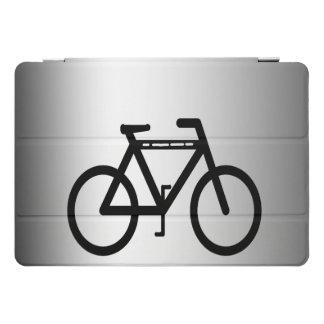 Silver Metallic Bicycle Sports 10.5 iPad Pro Case