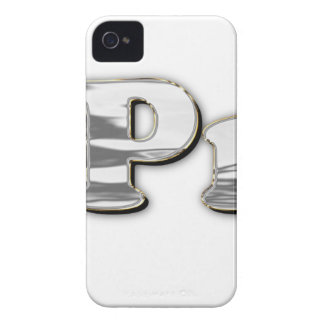 silver Not My President iPhone 4 Cover