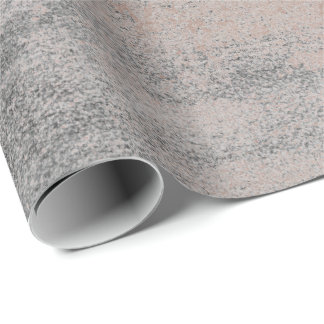 Silver Paint Industrial Cement Gray Rose Gold