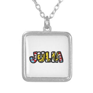 Silver-plated jewellery shop Julia
