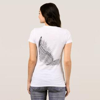 Silver-plated pheasant T-Shirt