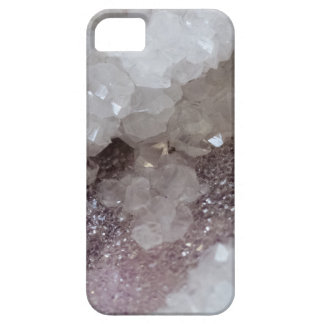 Silver & Quartz Crystal Barely There iPhone 5 Case
