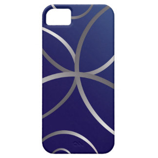 Silver roads iPhone 5 cover