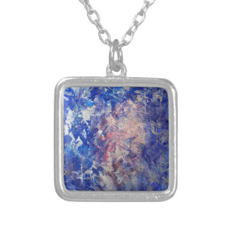 Silver Run Silver Plated Necklace
