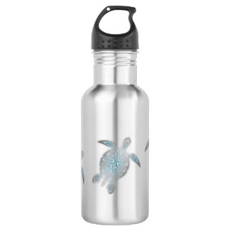 Silver Sea Turtles 532 Ml Water Bottle
