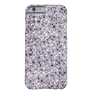 Silver Sequin Effect Phone Cases Barely There iPhone 6 Case