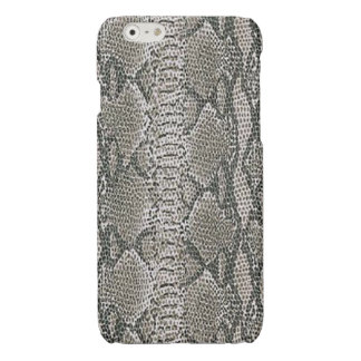 Silver Snake Skin iPhone 6 Case