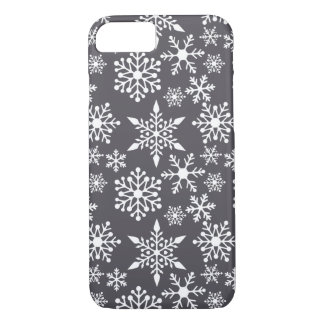 Silver Snowflake Case