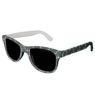Silver spikes sunglasses