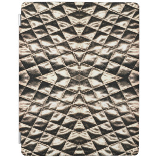 Silver Squares iPad Smart Cover iPad Cover