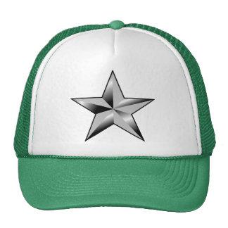 Silver Star Hats