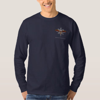 Silver Star long-sleeved t-shirt (Men's - dark)