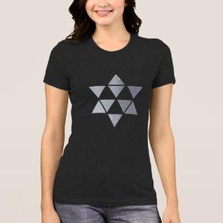 silver star women's tshirt