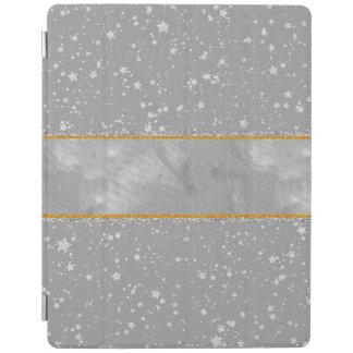 Silver Stars iPad Smart Cover