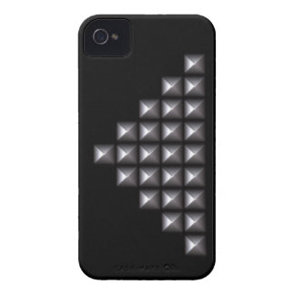 Silver Studs iPhone 4 Cases