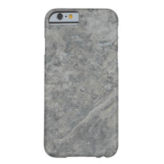 SILVER TRAVERTINE BARELY THERE iPhone 6 CASE