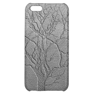 silver tree iPhone 5C cover