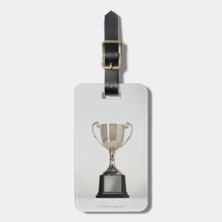 Silver Trophys Luggage Tag