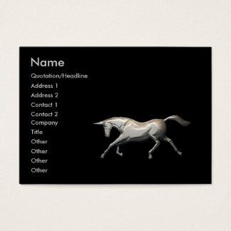 Silver Unicorn - Chubby