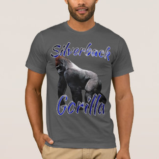 Silverback Gorilla Zoo Animal Primate T-Shirt
