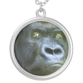Silverback Wearable Art Necklace
