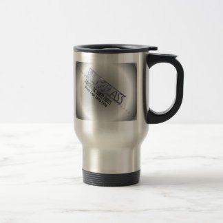 SilverGlass travel mug