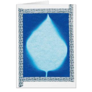 Silverleaf Holiday Blank Card