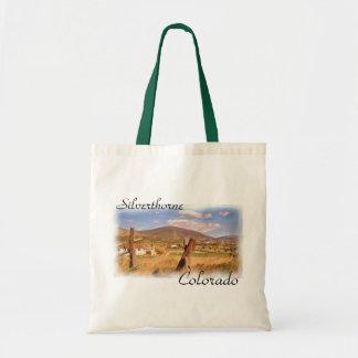 Silverthorne Colorado reusable bag