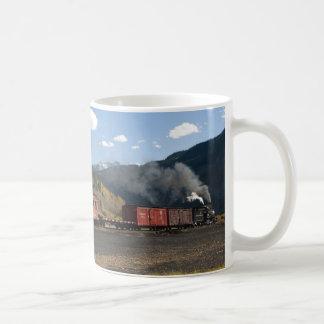Silverton, Colorado Train Travel Mug