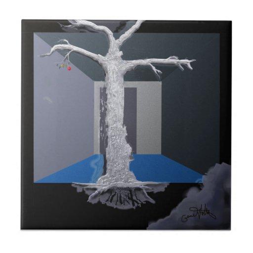 Silvertree - Last Fruit Tile