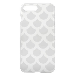 Silvery Fish Scale 2 iPhone 7 Plus Case