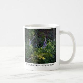 Silvery Lupine Coffee Mug