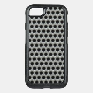 Silvery Metal Mesh OtterBox Commuter iPhone 8/7 Case