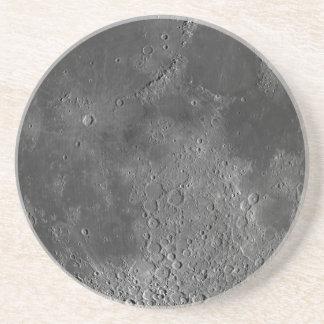 Silvery Moon coaster
