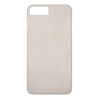 Silvery Textured iPhone 7 Plus Case