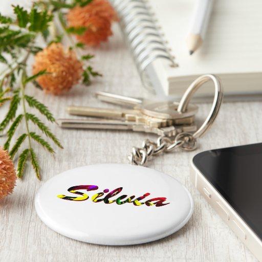 Silvia accessories key chain
