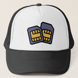 SIM cards Trucker Hat