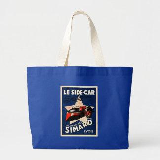 Simard - Le Side Car Canvas Bag