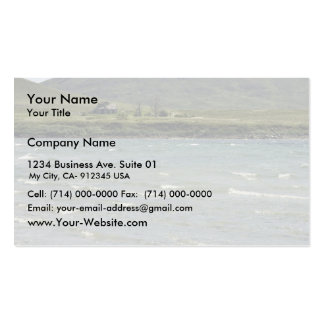 Simeonof Island Business Cards