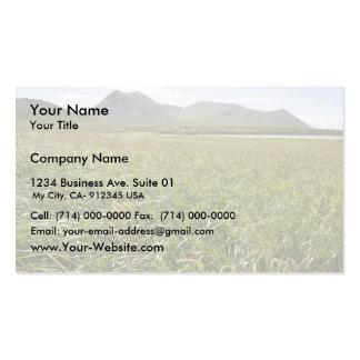 Simeonof Island Business Card Templates