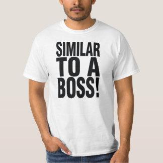 Similar to a Boss T-Shirt