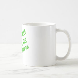 Similes are like metaphors mug